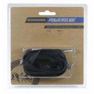 Powerslide Waxed Laces - Cordões Racing - Preto