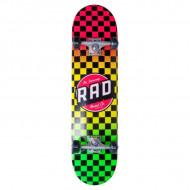 """RAD Checkers Progressive Skate Completo 8"""""""