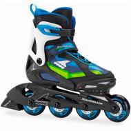 Rollerblade Arrow Preto/Azul