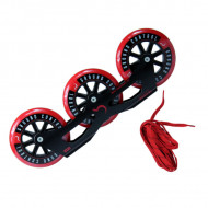 Ground Control - Frame V3 110mm 85A Complete - Red