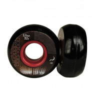 Ground Control - Wheels CM red core 57mm/90A