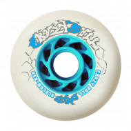 GYRO Crazy Ball 80mm/85A White - Pack 8 Rodas