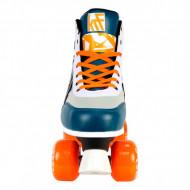 KRF Quad Roller Street - Cinza/Azul