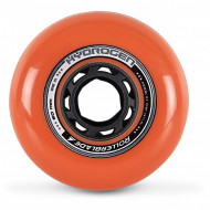 Rollerblade Hydrogen Wheels Urban 80mm/85A - Orange - Pack 8un