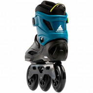 Rollerblade RB 110 3WD Black/Petrol Blue 2020