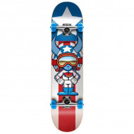 Speed Demons Skateboard Stars 7.75""