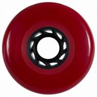 UNDERCOVER Cosmic 80mm/88a, full Radius Red/Black, 4-Pack