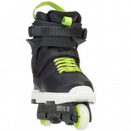 Rollerblade NJR - Black / Acid Green