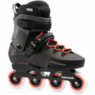 Rollerblade Twister Edge Black/Warm Red