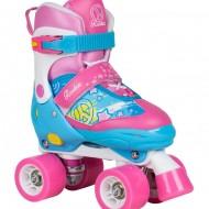 Rookie Skate Fab Junior - Patins Quad Ajustáveis