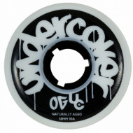 Undercover Wheels 58mm/90A - White - unit