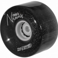Chaya Led Wheels - Neon Black - 65*38m/78a, 4-Pack