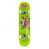 Enuff Skateboard Skully Complete - Green