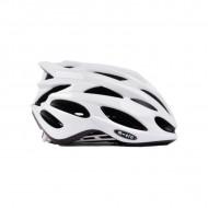 MICRO Crown Helmet White - Capacete Racing - 55/63cm