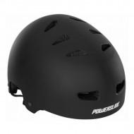 Powerslide Allround Stunt Helmet - Black