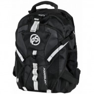 Powerslide Fitness Backpack Black