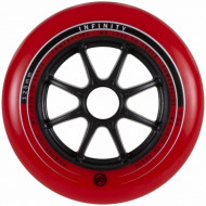 Powerslide Infinity Wheel 125mm/83A Red