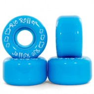Rio Roller Coaster Wheels 58x32mm (Pack 4un)