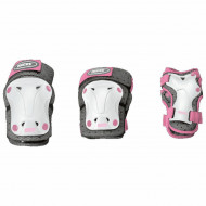 Roces Ventilated Junior - Pink 3-pack