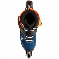 Rollerblade Microblade Azul/laranja