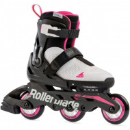 Rollerblade Microblade Free 3WD G - Grey/Candy Pink