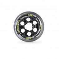 Rollerblade Wheels 80mm/82A (Pack 8 Rodas)