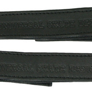 USD Carbon Ankle Straps Black