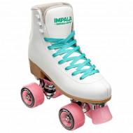 Impala Rollerskates White/Pink
