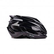 MICRO Crown Helmet Black - Capacete Racing - 55/63cm