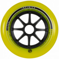 Powerslide Infinity Wheel 125mm/83A Yellow