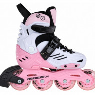 Powerslide Khaan Junior LTD Pink