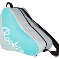Rookie Logo Skate Bag Gris/Azul