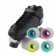 Riedell R3 Derby Plus Black