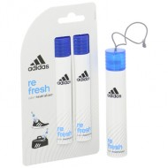 Adidas Re Fresh - Neutralizador de odor (2 Stick)