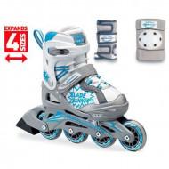 Bladerunner Phaser Combo - Branco/Azul