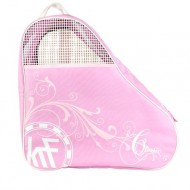 KRF Saco Porta Patins Roller Series - Rosa