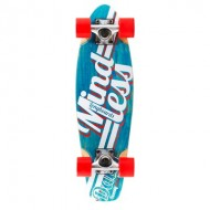 Mindless Longboard Stained Daily - Azul / Branco