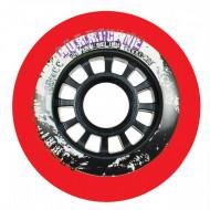 Powerslide Hurricane 76mm/85A Red (Pack 4un)