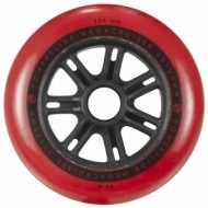 Powerslide Megacruiser Wheel 125mm / 86A Red