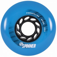 Powerslide Spinner 80mm/88A Blue (Pack 4un)