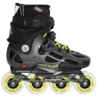 Rollerblade Twister 80 Le Antracite/Lima
