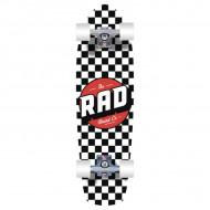 RAD Retro Checker Skate Cruiser