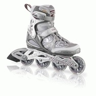 RB Spark Comp Girl Silver/Dark Red 2013