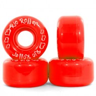 Rio Roller Coaster Wheels 58x32mm (Pack 4un)