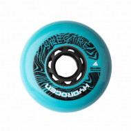 Rollerblade Hydrogen Wheels Specter 80/85A - Aqua - Pack 4un