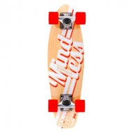 Mindless Longboard Stained Daily - Natural / Blanco