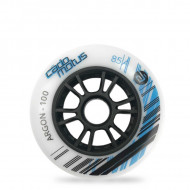 Cádomotus Argon inline wheel - 100mm/85A - unid.