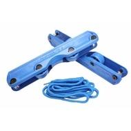 GC Featherlite II Azul A4 (cordões incluídos)
