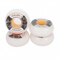 Ground Control Elevation Wheel 59mm 90A white/orange (Pack 4un)
