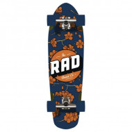 RAD Cherry Blossom Skate Cruiser Completo - Navy / Orange